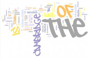 Roxana - 9 A - Wordle Cloud